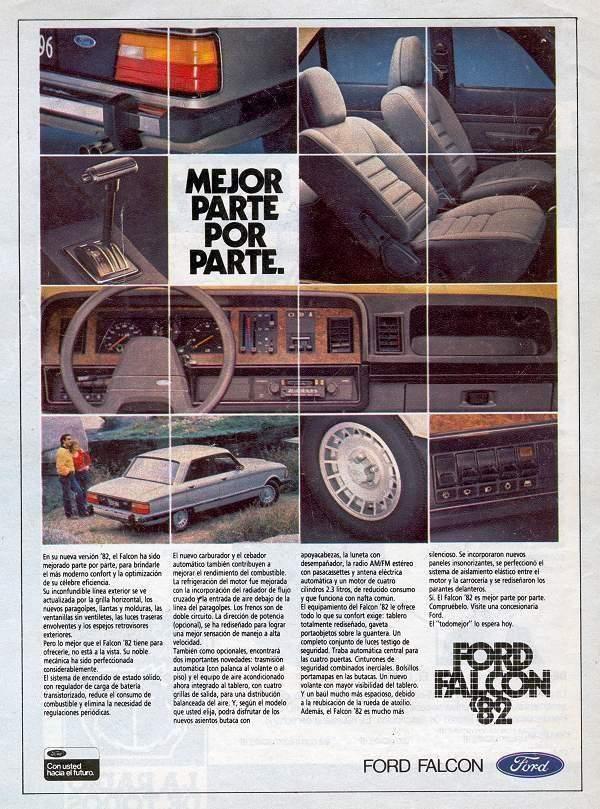 Megapost Ford Falcon