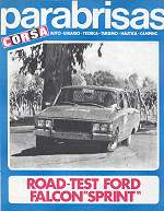 Test al Falcon Sprint 1977