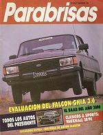 Test del Ford Falcon Ghia
